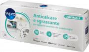 Wpro Detersivo Anticalcare Sgrassante per Lavatrice e Lavastoviglie 50 gr DES123