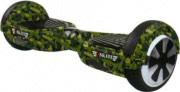 """XSKATE Hoverboard 6.5"""" Velocità max 15 kmh Autonomia 20 km Mimetico S65AFBT"""
