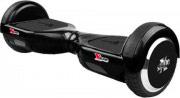 """XSKATE Hoverboard 6.5"""" Velocità max 15 kmh Autonomia 20 km 2 x350 W Nero S65AFB"""