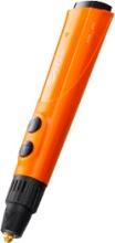 XYZ Printing 3N10XXEU01E Penna 3D 0,8 mm colore Nero, Arancione da Vinci