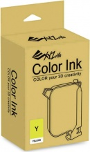 XYZ Printing R1NKXXY101G Materiale di Stampa 3D Color Ink Giallo