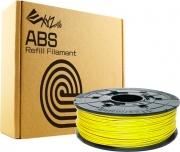 XYZ Printing RF10BXEU05F Materiale di Stampa 3D Filamento ABS Giallo 600 g