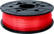 XYZ Printing RFPLAXEU03K Materiale di Stampa 3D PLA Rosso 600 g