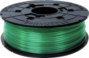XYZ Printing RFPLBXEU04A Materiale di Stampa 3D PLA Verde, Trasparente 600 g