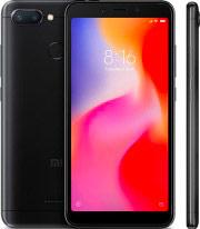 Xiaomi PN100582 Redmi 6 Smartphone DUAL SIM 6 Pollici 32GB 3G 4G Wifi Android