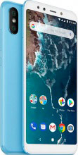 "Xiaomi XIMIA2BL Mi A2 Smartphone Dual Sim Android 6"" 64 GB 4G Wifi Bluetooth Blu"