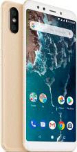 "Xiaomi XIMIA2GO Mi A2 Smartphone Dual Sim Android 6"" 64 GB 4G Wifi Bluetooth Oro"