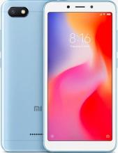 """Xiaomi XIRED6A216BL Redmi 6A Smartphone Dual Sim Android 5.45"""" 16 GB 4G Wifi Bluetooth Blu"""