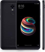 "Xiaomi XIREDM5PLSBK Redmi 5 Plus Smartphone Dual Sim Android 6"" 64 GB 4G Wifi Nero"