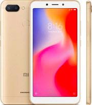 """Xiaomi XIREDMI6GO Redmi 6 Smartphone Dual Sim Android 5.45"""" 32 GB 4G Wifi Oro PN100584"""