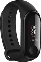 Xiaomi XMSH05HM Orologio Fitness Cardio Impermeabile Display OLED Nero  Mi Band 3