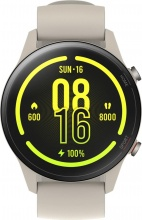 Xiaomi XMWTCL02-BEG Mi Watch Orologio Sportivo Bluetooth 454 x 454 Pixel Beige