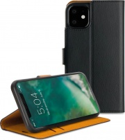 Xqisit 36710 Custodia iPhone 11 Wallet Black 2019