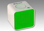 Xtreme Cassa Bluetooth Wireless Speaker Vivavoce USB MicroSd BiancoVerde 33138