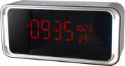 Xtreme Radiosveglia Bluetooth Digitale Radio FM 10 W Sleep Snooze Nero 33190