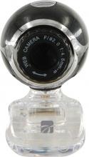 Xtreme 33856 Webcam con Microfono CMOS a Pinza USB Nero Trasparente