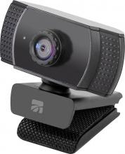 Xtreme 33859 Webcam con Microfono 720p USB a Pinza Nero