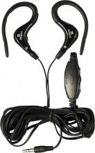 Xtreme Auricolari cuffiette per TV Cavo 5 Mt controllo volume jack 3.5 40320
