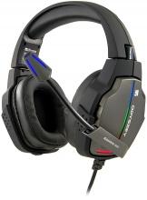 Xtreme 90440 Cuffie Gaming Microfono ad Archetto Pieghevoli USB  Odyssey