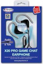 Xtreme 90479 Cuffie stereo auricolari per smartphone PS4 Microfono Jack 3,5 mm