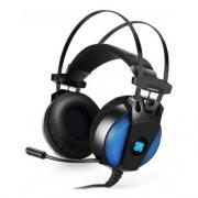 Xtreme Videogames 90484 Cuffie Gaming con Microfono Driver 50 mm Blu