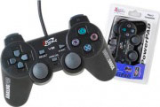 Xtreme 91230 Controller Playstation 2 colore Nero - Power PAD