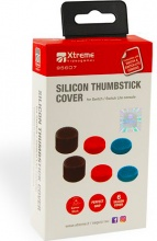 Xtreme Videogames 95607 Silicon ThumbStick Cover SwitchSwitch Lite