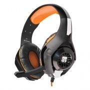 Xtreme Videogames MIURA Cuffie Gaming con Microfono colore Arancione  X400-PRO