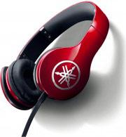 YAMAHA HPH-PRO300RD Cuffie Stereo ad archetto Microfono Tasto risposta PRO300
