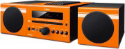 YAMAHA Sistema Micro Hi-Fi 2 vie 30W USB Bluetooth MP3 CD Radio FM MCRB043OR