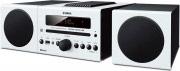 YAMAHA Sistema Micro Hi-Fi Lettore CD Mp3 Radio 30W Subwoofer MCR-B043WH