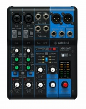 YAMAHA MG06X Mixer Analogico 6 Canali 2 ingressi Mic 6 Linee Effetti