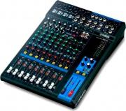 YAMAHA MG12 Mixer Audio Dj 12 canali AUX RCA Monitor Processore Suono 24 Bit