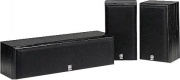 YAMAHA NS-P60 Casse Home Theatre Sistema Audio Surround 5.1 Nero