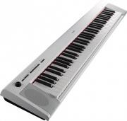 YAMAHA SNP32WH Tastiera Musicale 76 Tasti USB Ingresso cuffie Bianco