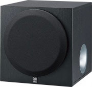 YAMAHA Subwoofer Potenza 100 W RMS YST II e diffusione frontale YST SW012