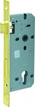 Yale Serratura Porta Legno da Infilare Entrata 45mm Bordo quadro Ottone 52X0045