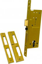 Yale Serratura Elettrica Porta in Legno 22 mm 2 Mandate Entrata 39,5 mm 5810040