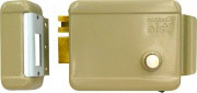 Yale Serratura Elettrica Porta in Legno Cilindro esterno 50 mm Sx+3 Ch. 67400502