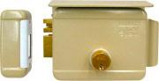 Yale Serratura Elettrica Porta Cancelli Cilindro esterno 50 mm Sx 68000502 680