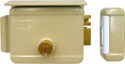 Yale 68000601 Serratura Elettrica Porta Cancelli Cilindro esterno 60 mm Dx  680