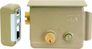 Yale 68880502 Serratura Elettrica Cancelli Cilindro esterno 50 mm Sx  Linea 68880