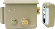 Yale Serratura Elettrica Cancelli Cilindro esterno 50 mm Sx 68880502 Linea 68880