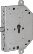 Yale Y13200052 Serratura Porta Blindata Cilindro europeo Scatola 130x164 mm