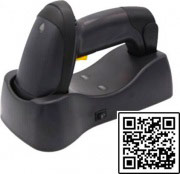 Yashi Lettore Codici a Barre Wireless Barcode Reader Scansione 2D BY803