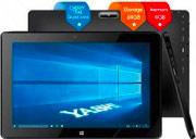 "Yashi Tablet 10.1""  Windows 10 64 Gb Wifi Bluetooth Nero YP122 YPAD"