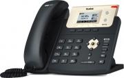 Yealink SIPT21PN Telefono IP Cornetta Cablata LCD colore Nero SIP-T21P E2