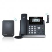 Yealink Telefonia W41P Telefono IP Wired & Wireless handset LCD Telefonia