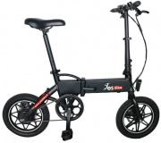 Yesbike 8055519130320 Bicicletta elettrica con pedalata assistita Pieghevole  Nero  -  Smart Lite