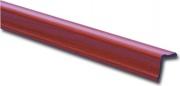 Yppo BLGHU1781 Paraspigolo Polystirene Bar.29x29 H.290 Ciliegio Pezzi 10